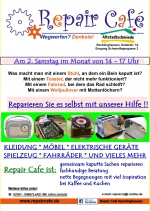 REPAIR CAFÉ RECKLINGHAUSEN